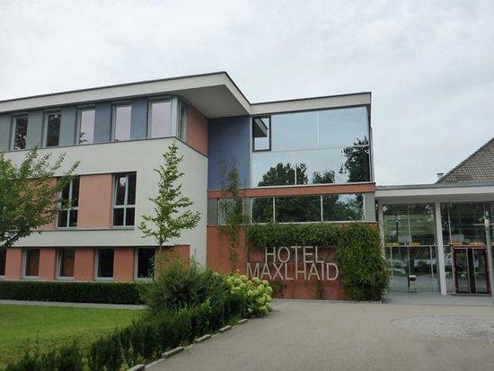 Wels, Österrike: Eingang