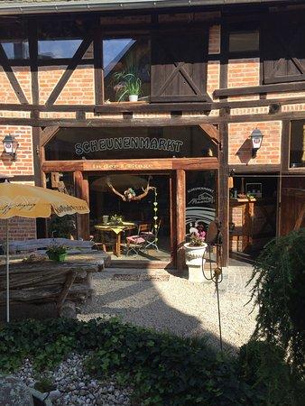 Hotel Piccolo: Scheunenmarkt