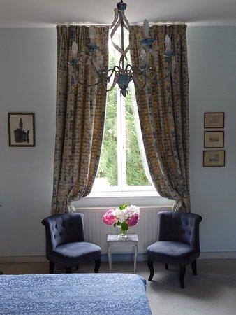 Lannoy, ฝรั่งเศส: Chambre Marie-Antoinette salon