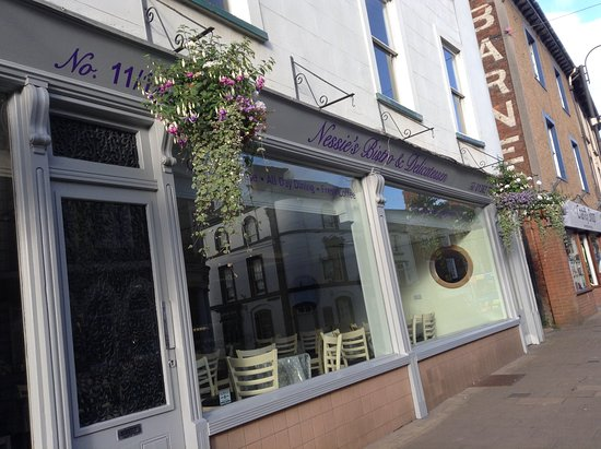 Crediton, UK: Find us on the High Street