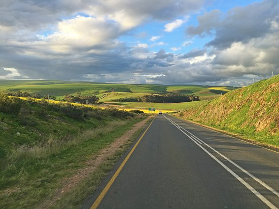 Western Cape, África do Sul: Driving along the Garden Route