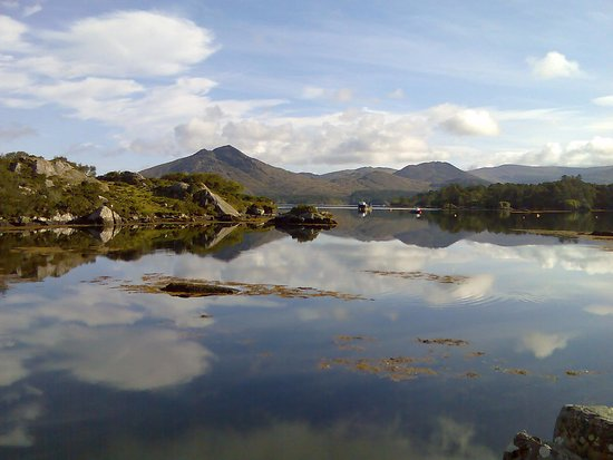 Kenmare, Irland: Near Lauragh on The Ring of Beara