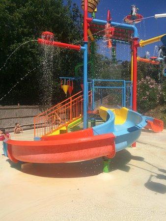 Camping Village Le Pianacce: parco spruzzi per bambini