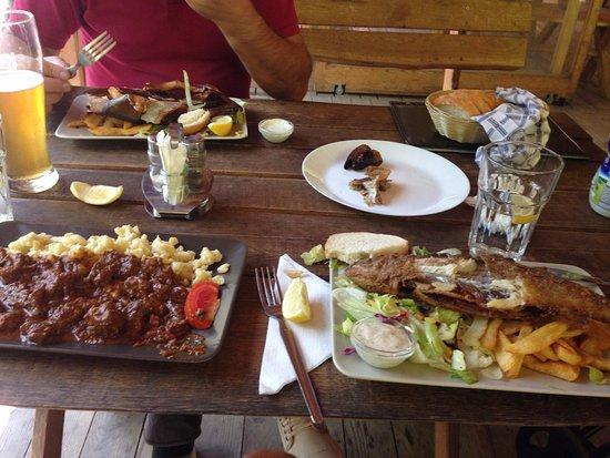 Visegrad, ฮังการี: some plates