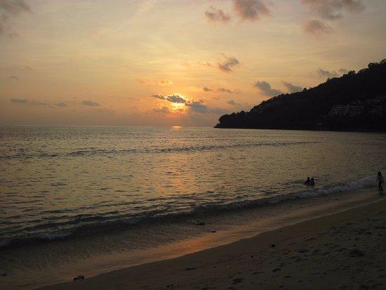 View from Sunset Beach Resort
