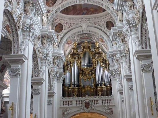 Dom Orgel Passau Bild Von Dom St Stephan Passau Tripadvisor