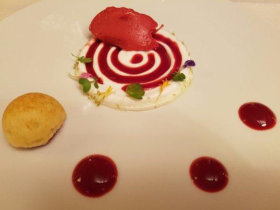 Bogliasco, Włochy: Dessert