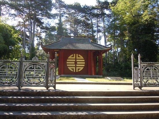 jardin tropical temple du souvenir indochinois - Jardin Du Souvenir