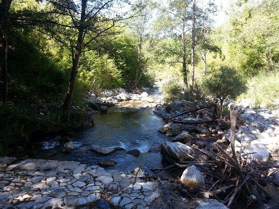 Residence Il Convento : sorgenti fiume Sammaro