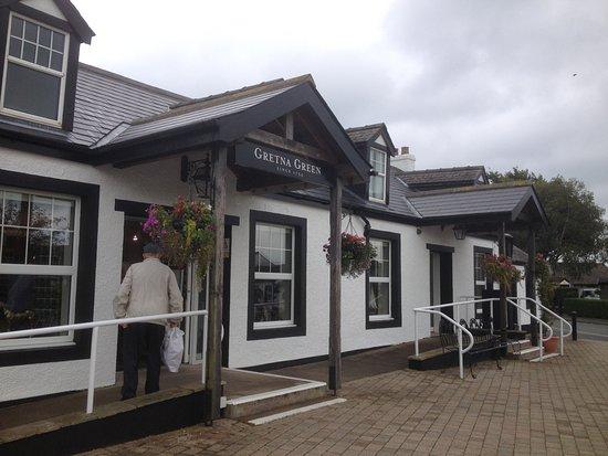 Famous Blacksmiths Shop: blacksmiths gretna by swift314