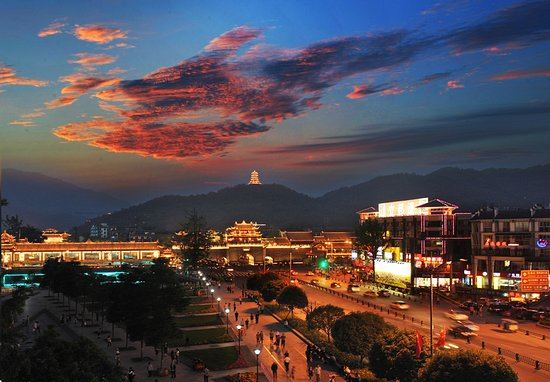 เสฉวน, จีน: Dujiangyan