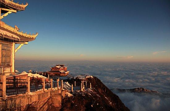เสฉวน, จีน: Mount Emei