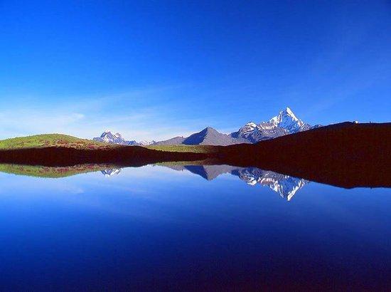 เสฉวน, จีน: Haizi Valley