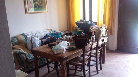 Acquasparta, Italia: Sala da pranzo