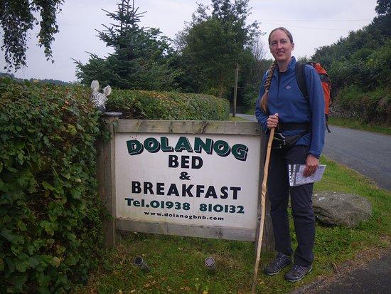 Dolanog, UK: Easy to find.