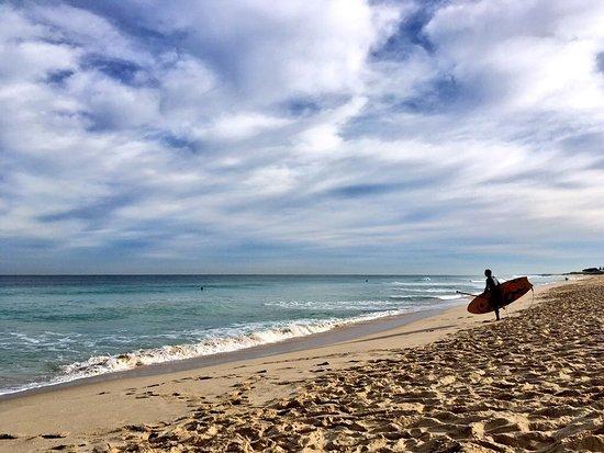 Scarborough Beach - Morning