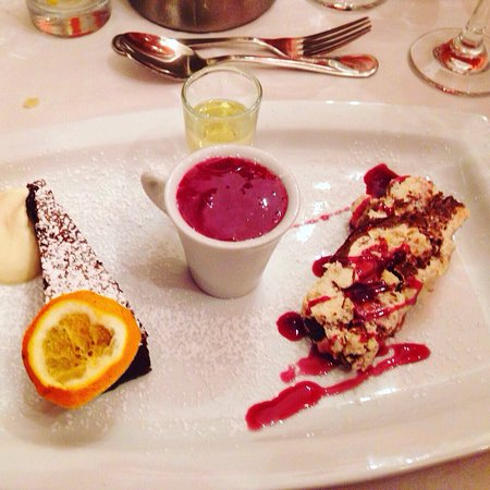 Glenealy, Irlandia: Fabulous foodie break