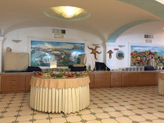Park Hotel Terme Mediterraneo: La Sala