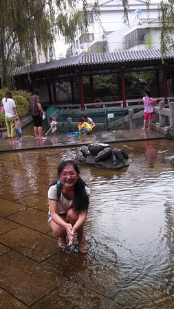 Jinan, China: The water is pure and cold
