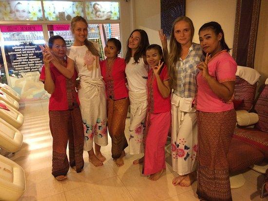 massage girl sabai sabai thai massage