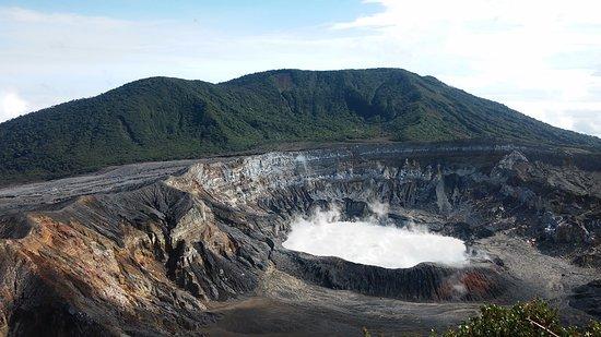 Poas Volcano National Park, คอสตาริกา: Volcán Poás
