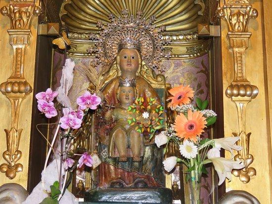 Petra, İspanya: Mare de Déu de Bonany
