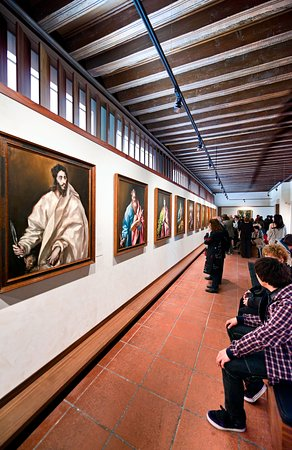 Province of Toledo, สเปน: Museo del Greco, Toledo