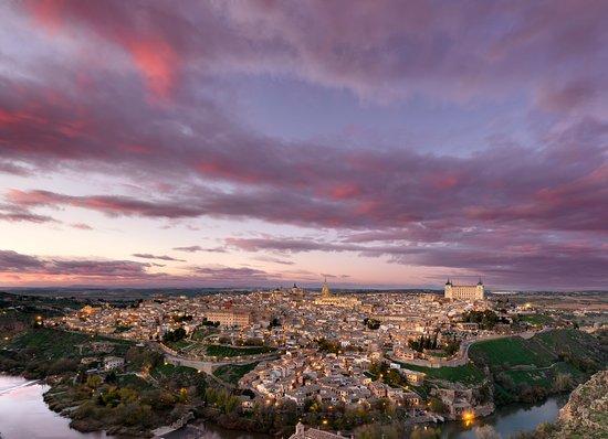 Province of Toledo, สเปน: Panorámica de Toledo