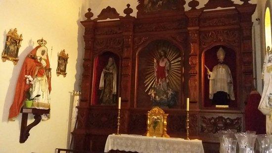 Santiago del Teide, Espagne : Iglesia de San Fernando Rey #1