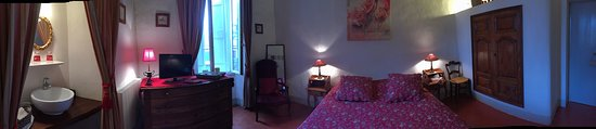 Valros, Francia: orangerie