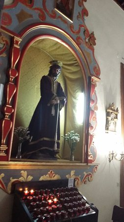 Santiago del Teide, Espagne : Iglesia de San Fernando Rey #2