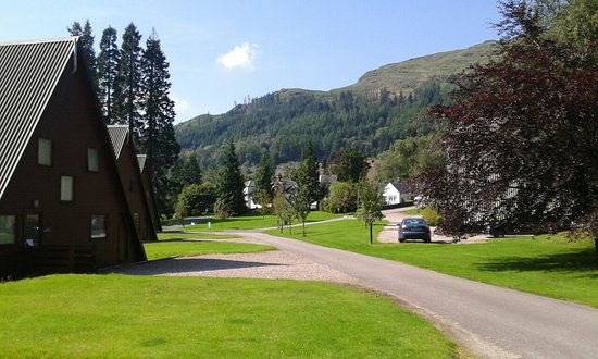 Lochgoilhead, UK: Drimsynie Estate Holiday Village