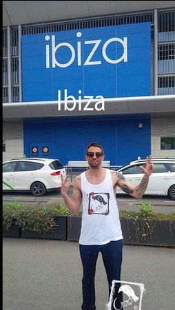 Ibiza Stadt und Burg: llega a Ibiza