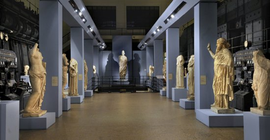 Photo of Museum Centrale Montemartini at Via Ostiense 106, Rome 00154, Italy