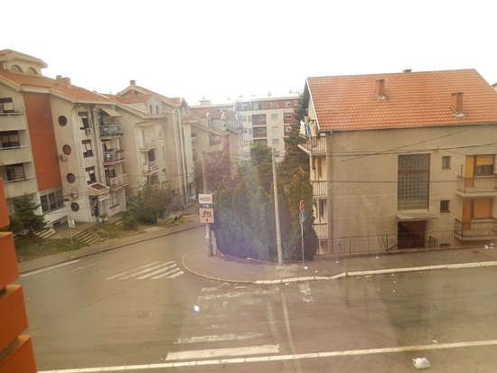 Serbia Central, Serbia: View from room
