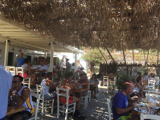 Panormos, Grecia: Kalosta