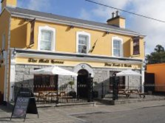 Ballinasloe, Irlanda: The Malt House Mountbellew Co Galway