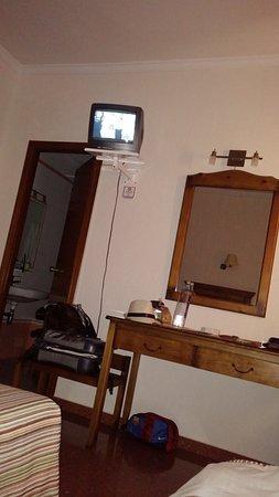 Hotel Paraiso Playa : TV...o lo que sea.