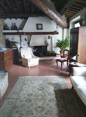 Vagliagli, Italien: atrio camere
