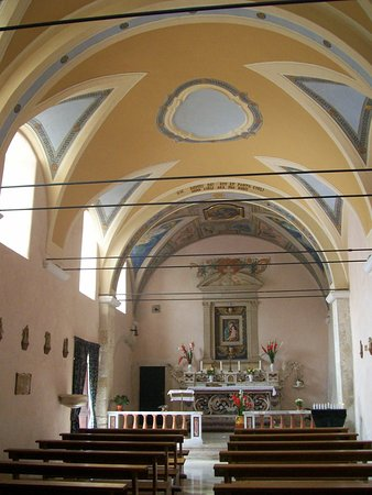 Rivisondoli, Italy: altare