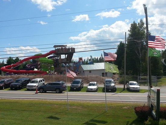 Jefferson, Nueva Hampshire: Flags
