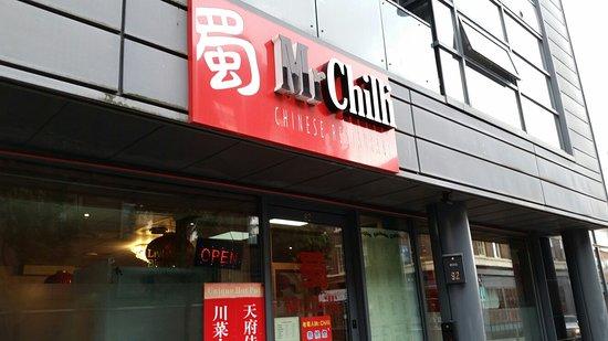 Mr Chilli Restaurant Liverpool Menu