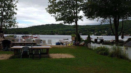 Lake Shore Motel & Cottages: 20160817_094957_large.jpg