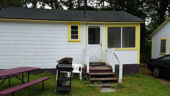 Lake Shore Motel & Cottages: 20160817_094854_large.jpg