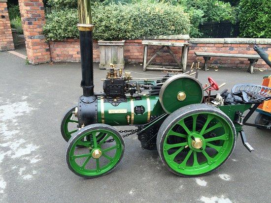 Ironbridge, UK: Steam