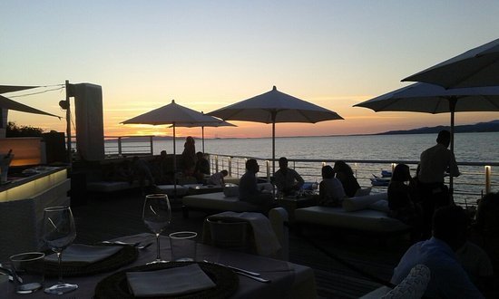 Cala Felice Beach Club: 20160811_202841_large.jpg