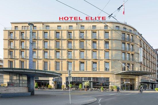 Art Deco Hotel Elite: Aussenansicht