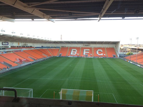 Blackpool FC Hotel and Conference Centre : photo0.jpg