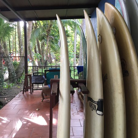 Dominical, Costa Rica: Surf Store