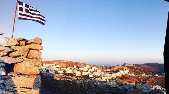 Chora, amazing town few minutes away by car (20 min)